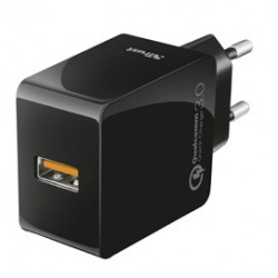 Caricabatterie USB a parete ultrarapido con QC3.0 and autorilevazione - Trust 21818
