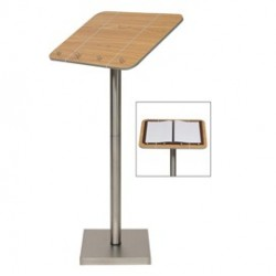 Leggio porta menU stand Securit MCS-115-TE