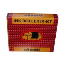 SCATOLA 2 INK-ROLLER-40- NERO (PD711-712-800-SUMMA14) 81129