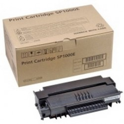 CARTUCCIA ALL-IN-ONE NERA TYPE SP1000E FAX1140L/1180L SP1000S SP1000SF 413196 413196