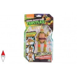 Teenage Mutant Ninja Turtles - Personaggio Deluxe Trasformabile