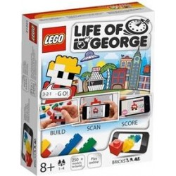 LEGO Games Life of George