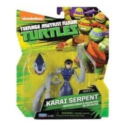 turtles personaggio karai serpent mutated ninja