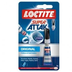 COLLA SUPER ATTAK 3gr Original 2048080