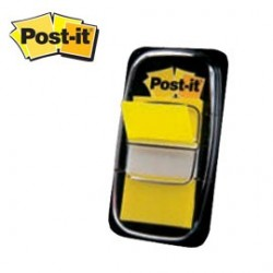 SEGNAPAGINA Post-it 680-5 GIALLO 25.4X43.6MM 50FG INDEX 11777