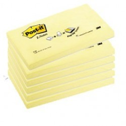 BLOCCO 100fg Post-it 76x127mm 7100090814 - Conf da 12 pz.