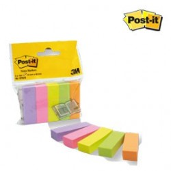 SEGNAPAGINA Post-it 670-5 (500FG) 5COLORI INDEX 15X50MM IN CARTA 7100172770