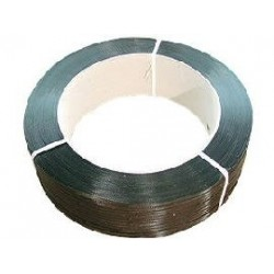 REGGE IN PLASTICA 15X0,50MM IN BOBINA DA 900MT RO-MA 1191121 - Conf da 4 pz.