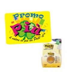 PROMO PACK 10+2 Post-it COVER-UP 658-H 25MMX17,7M 23077