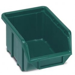 VASCHETTA ECOBOX 111 VERDE TERRY 1000434