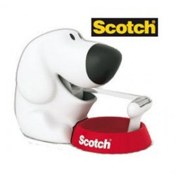 DISPENSER FIDO C31 + 1 ROTOLO Scotch 810 19MMX7,5M 69624