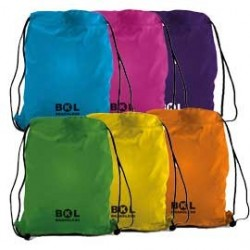 SACCHETTO T-BAG IN NYLON 38X50cm COLORI ASSORTITI 698500.D